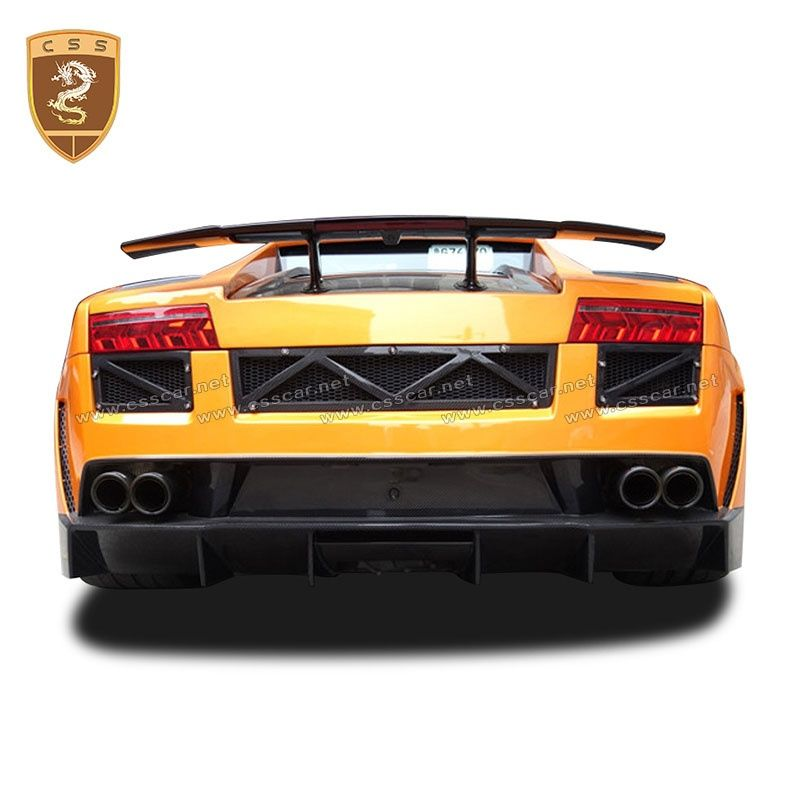 Lamborghini Gallardo LP550 560 570 rear bumper