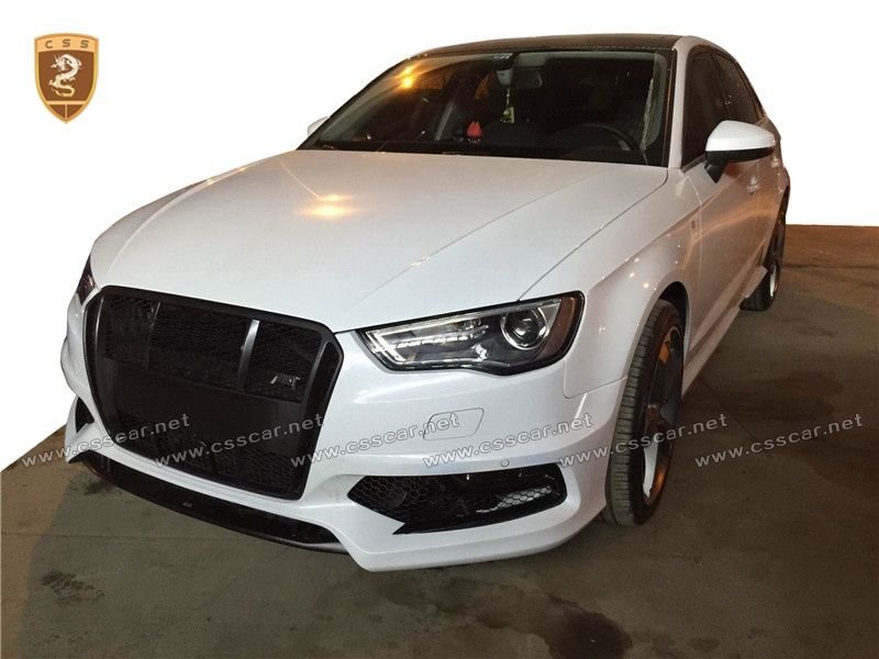 Audi A3 ABT body kits