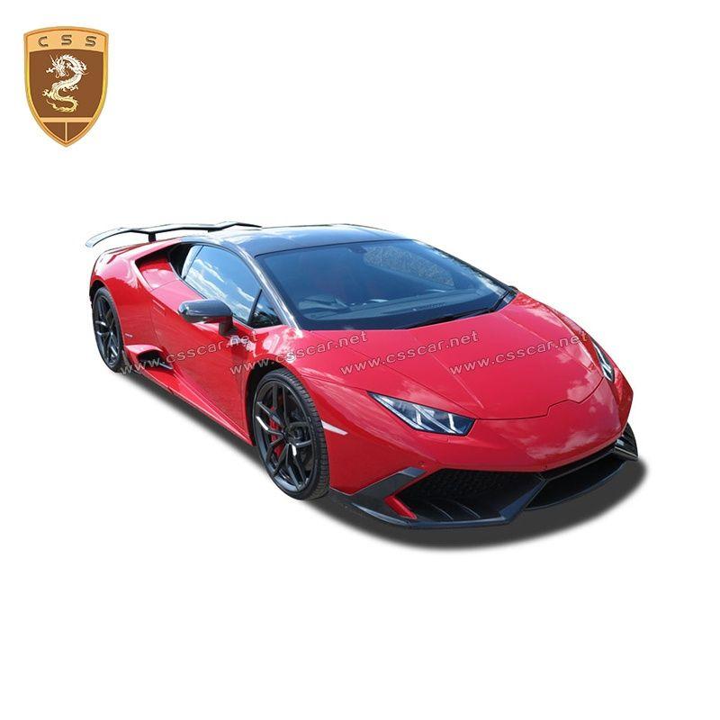 Lamborghini Huracan LP610 MANSORY Body Kit