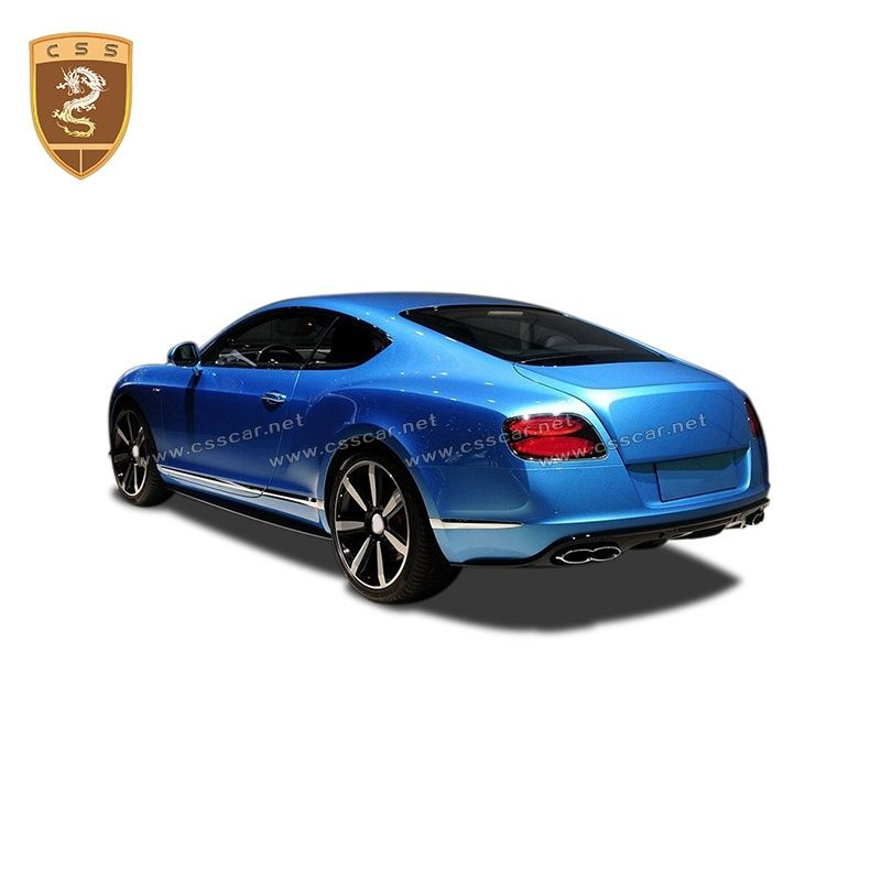 2012-2015 Bentley Continental GT V8S GTC carbon fiber body kit