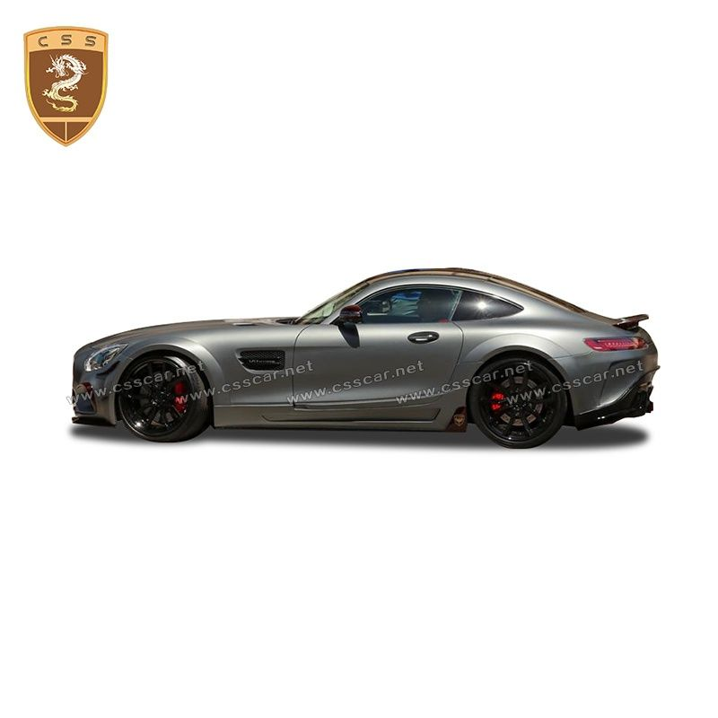 Benz AMG-GT Atarius wide body kit