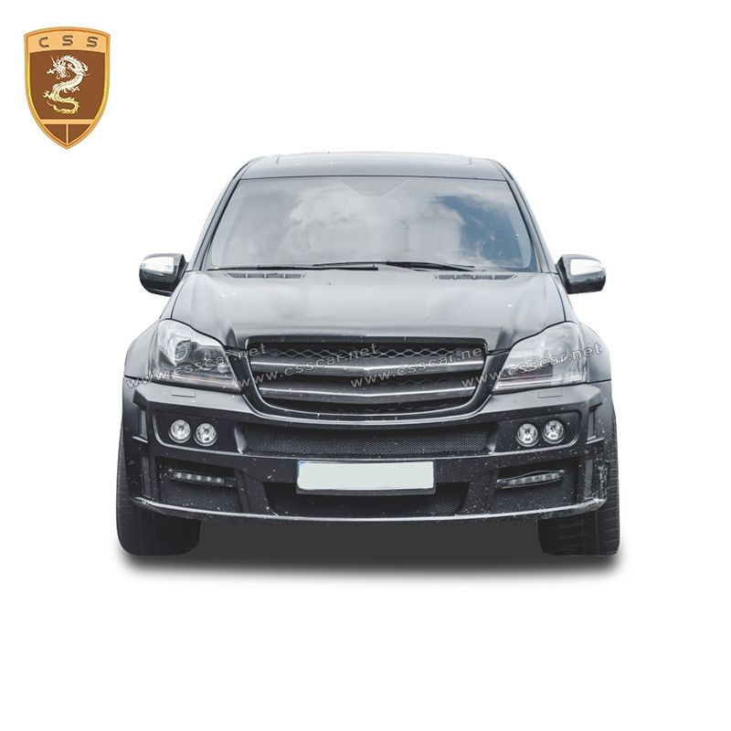 2008-2012 Benz GL BRABUS grille