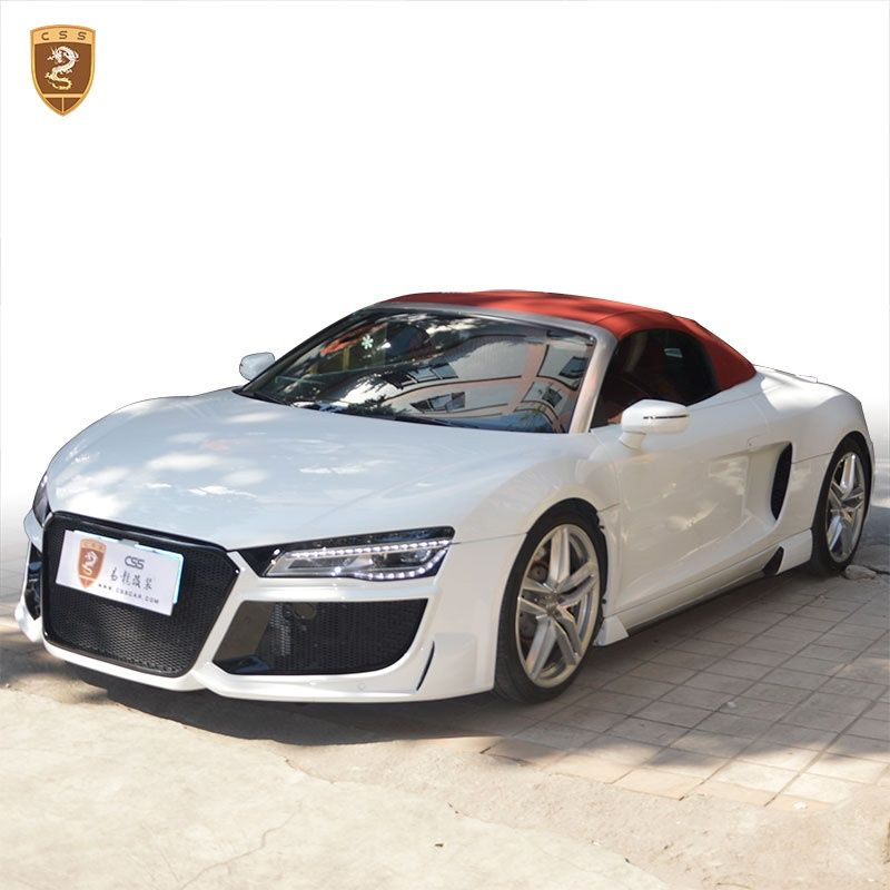 audi r8 ppi body kits. Black Bedroom Furniture Sets. Home Design Ideas