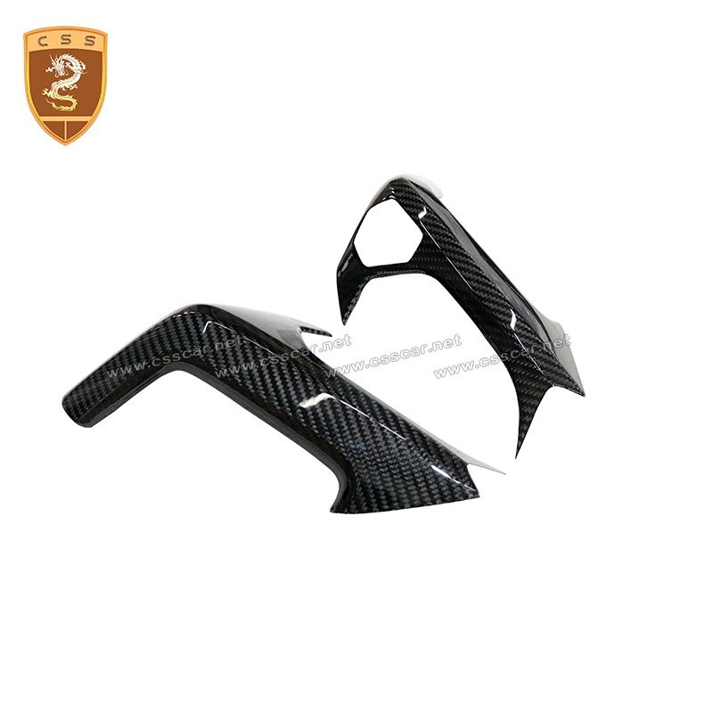 Lamborghini huracan LP610 carbon fiber inside door handle