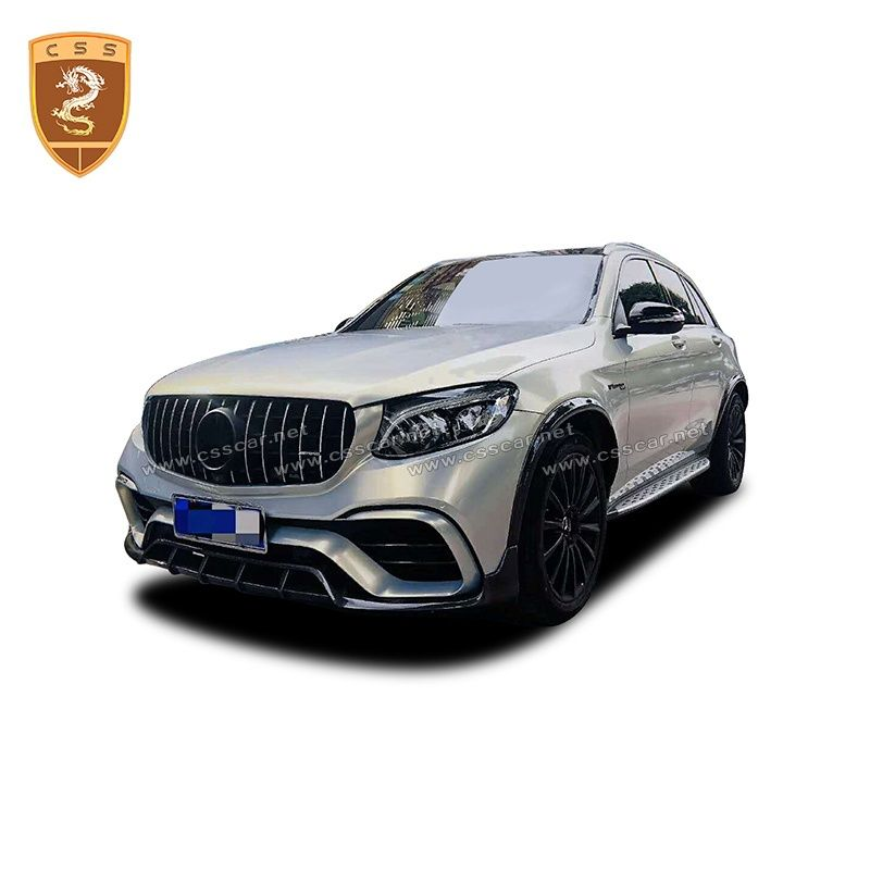 Benz GLC63S TOPCAR body kit