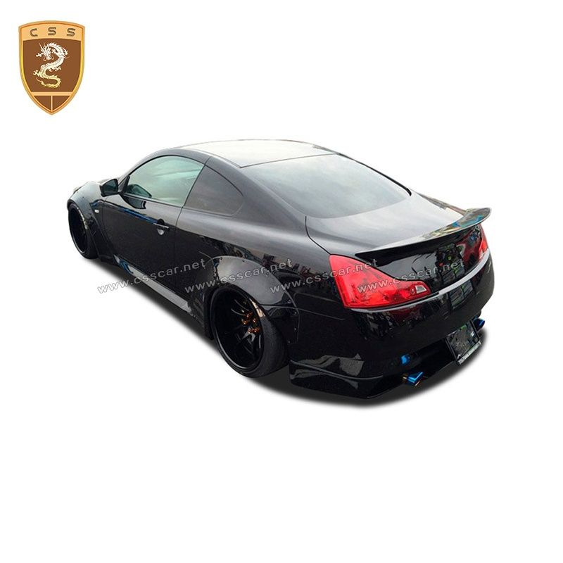 Infiniti G37 two doors LB wide FRP body kits