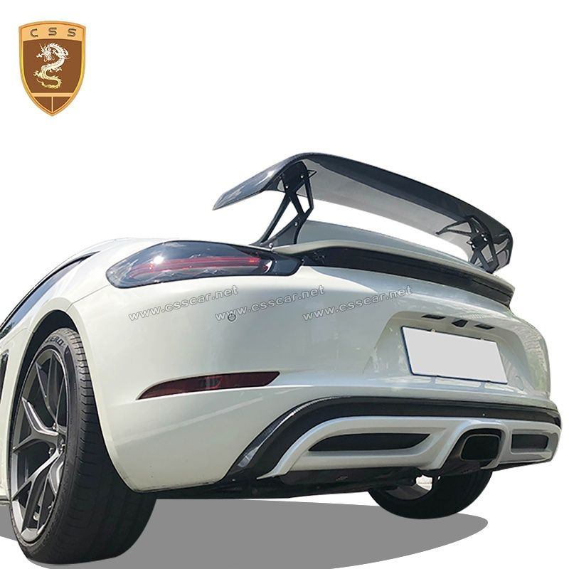 PORSCHE 718 cayman-boxster techart body kits
