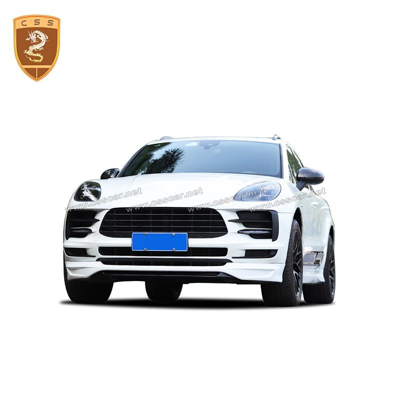 PORSCHE MACAN TKT sport body kit