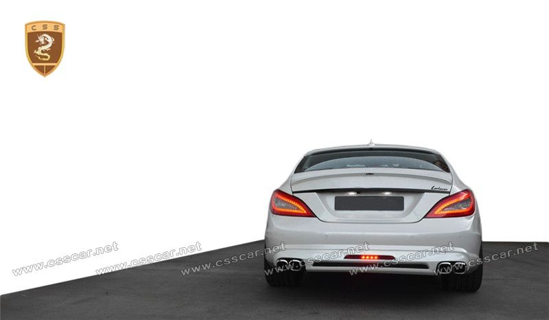 Benz CLS lorinser body kits