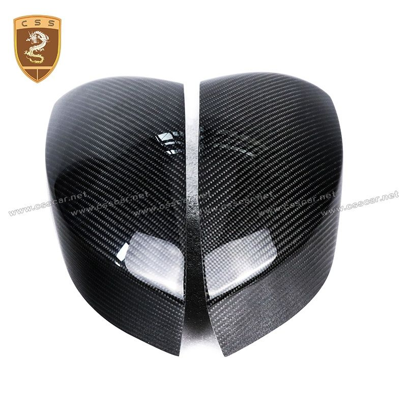 LAND ROVER Range rover carbon fiber add on style mirror cover