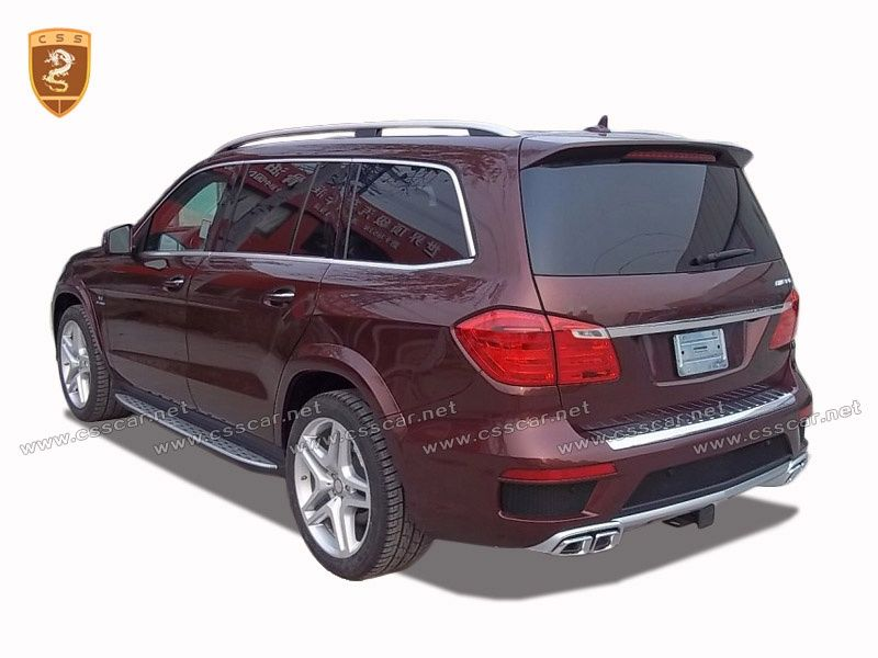 2013-2014 Benz GL63 AMG body kits