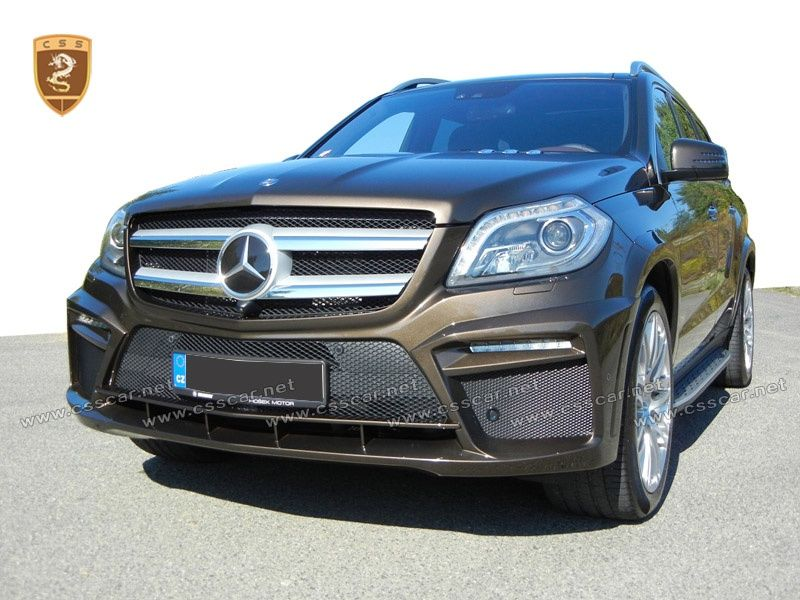 2015 Benz GL brabus body kits