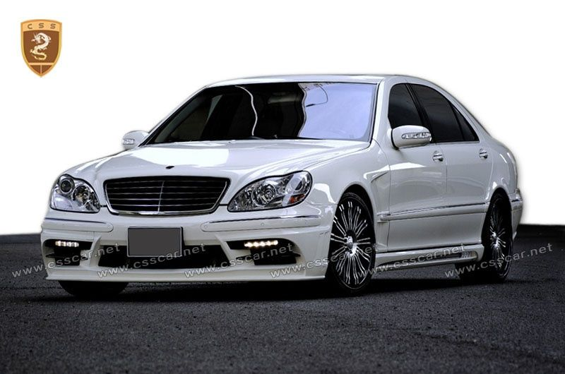 Benz S W220 WALD body kits