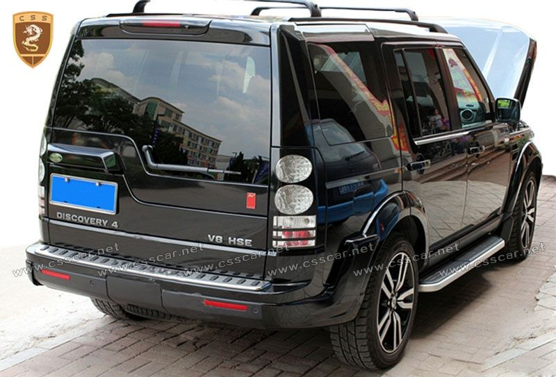 LAND ROVER Discoverer 4 KAHN body kits
