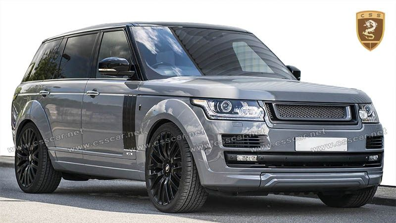 2015 Land Rover Range Rover Vogue Kahn Body Kits