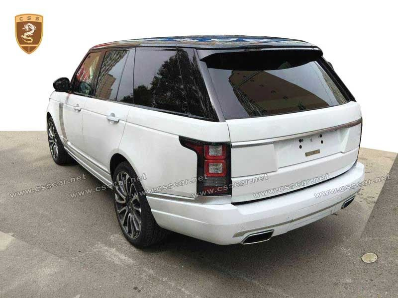 LAND ROVER Range rover Vogue Autobiography body kits