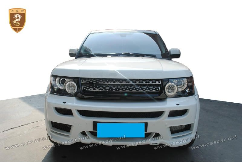 LAND ROVER Range rover Sport hamann in the exhaust pipe wide body kits