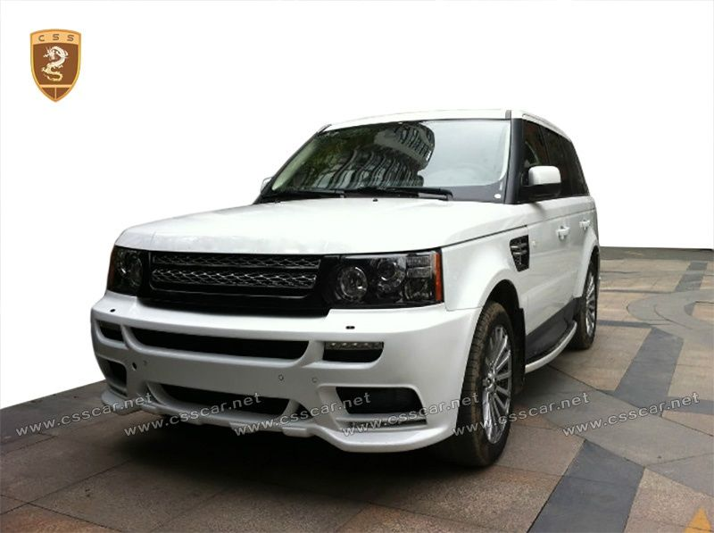 LAND ROVER Range rover Sport hamann four exhaust pipe  PU body kits