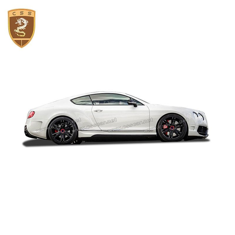 2012-2016 Bentley Continental GT VORSTEINER big body kits