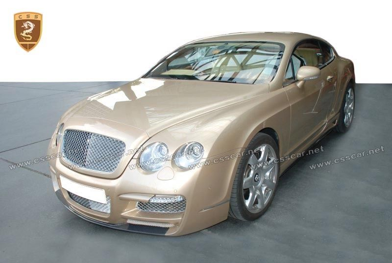 Bentley Continental GT ASI body kits