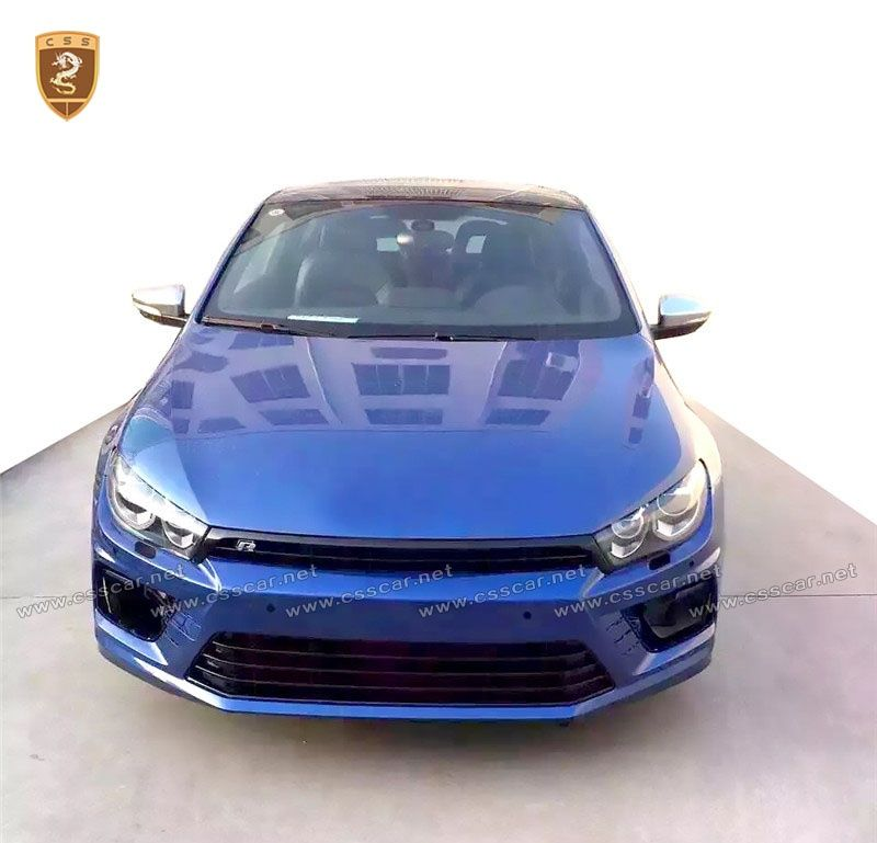 2016 volkswagen scirocco r pp body kits. Black Bedroom Furniture Sets. Home Design Ideas