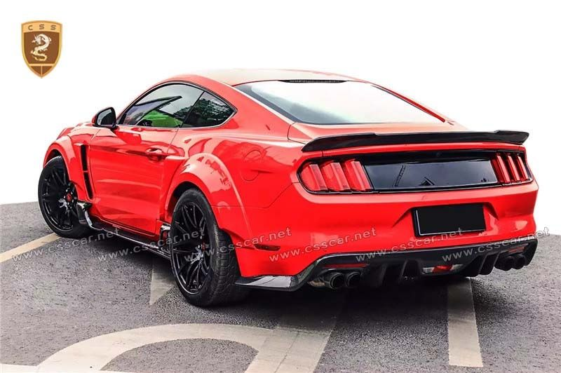 Ford Mustang CSS wide body kits