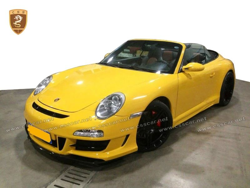 PORSCHE 997 PD body kits