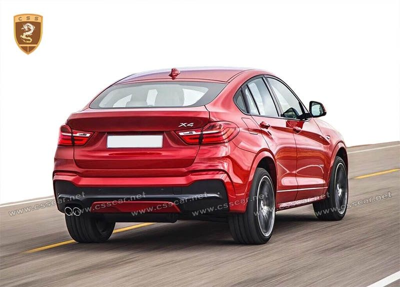 BMW X4 X4M body kits