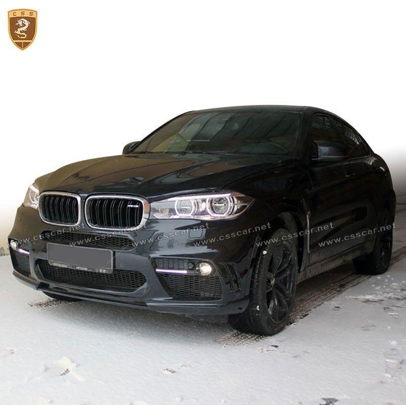 Bmw X6m Hamann Price: 2016 BMW X5 HAMANN Body Kits