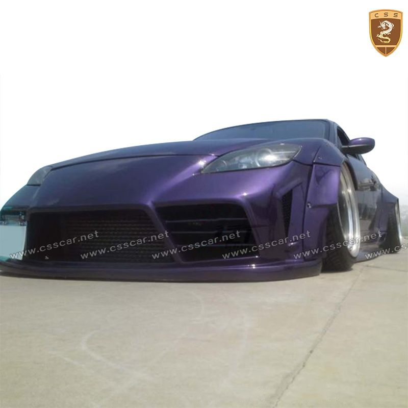 Mazda RX8 wide FRP body kits