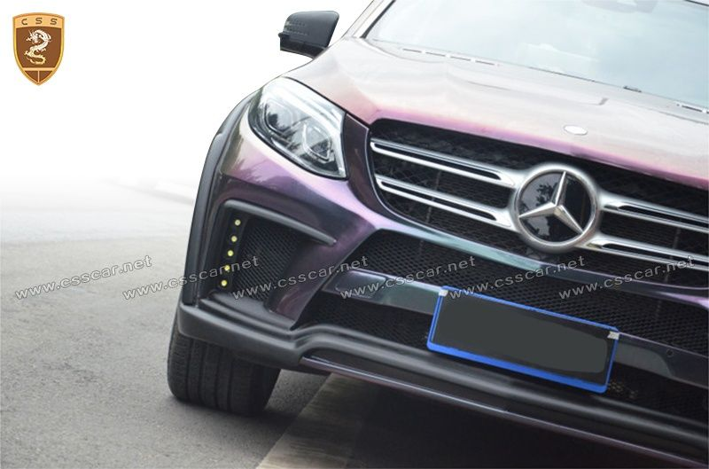 Benz GLE WALD body kits