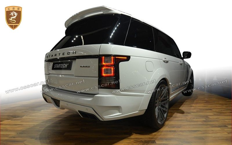 2016 LAND ROVER Range rover Vogue STARTECH wide body kits