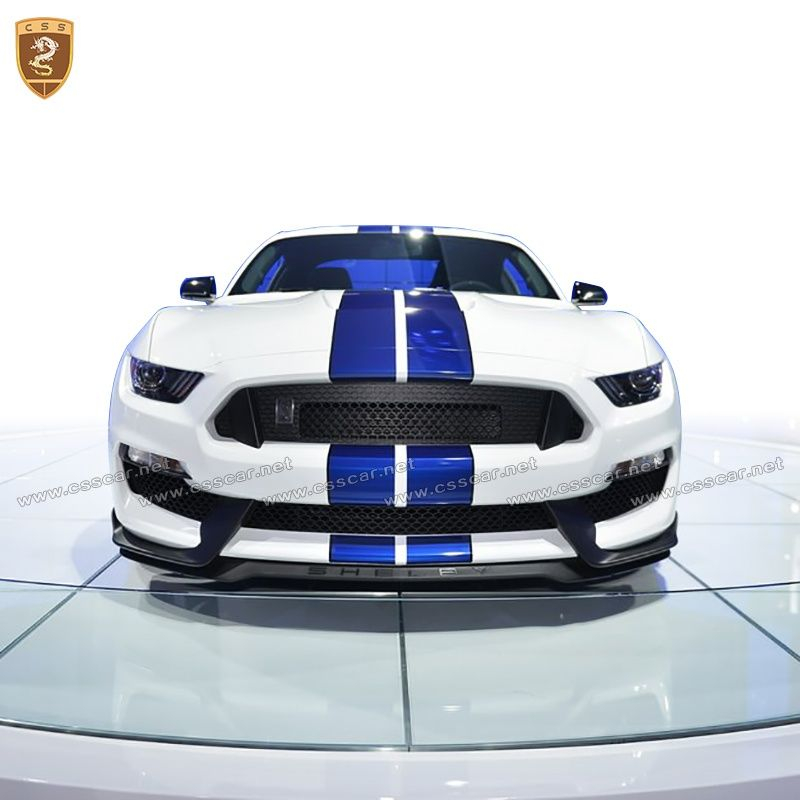 Ford Mustang GT350 body kits