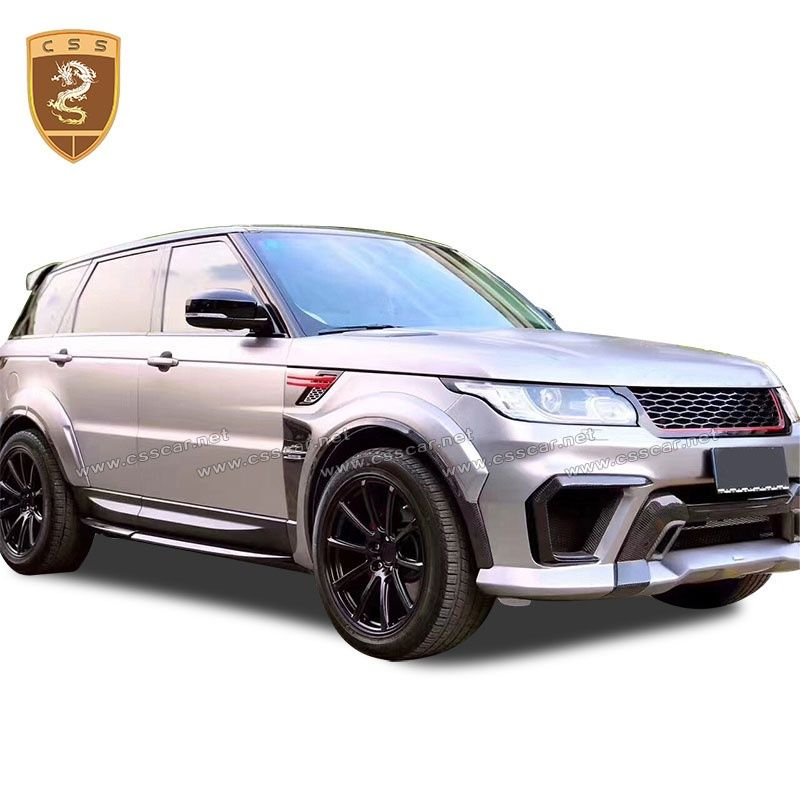 LAND ROVER Range rover Sport aspec wide body kits
