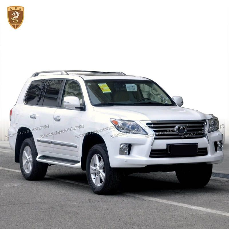 Lexus LX570 2009 to 2012 body kits