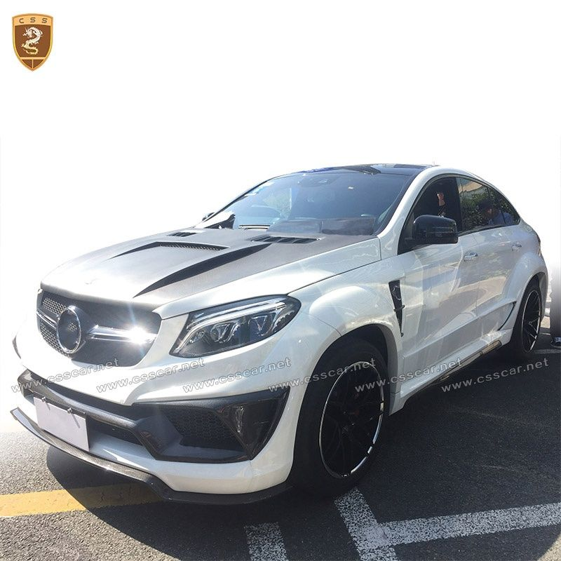Benz GLE COUPE LUMMA wheel hub