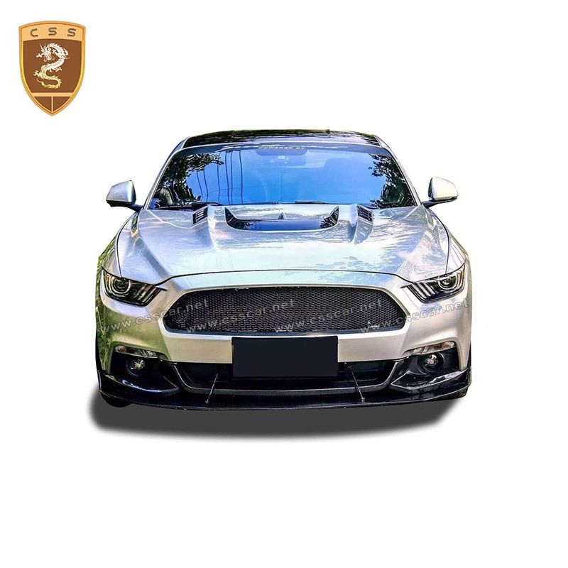 Ford Mustang carbon body kit