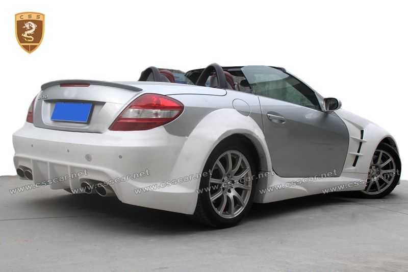 Benz Slk R171 Wide Body Kits