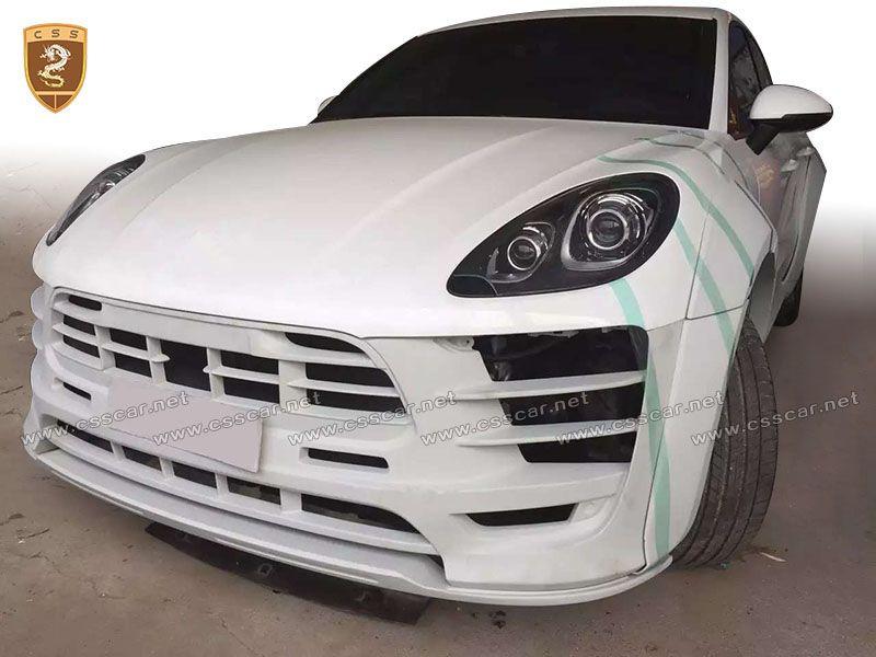 Porsche Macan Pd Wide Frp Body Kits