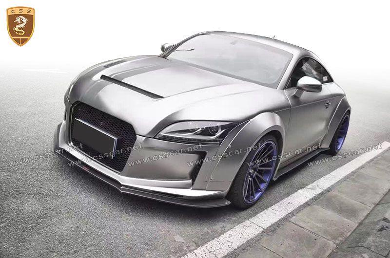 2016 Audi Q5 >> AUDI TT CSS wide FRP+CF body kits