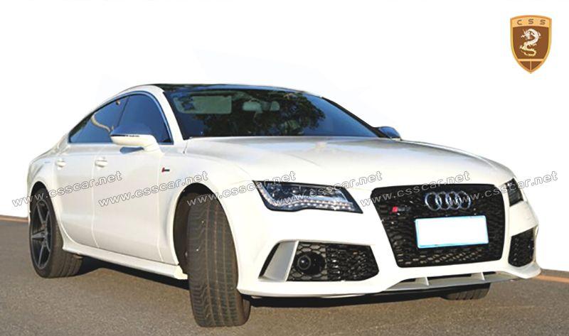 Audi A7 RS7 body kits