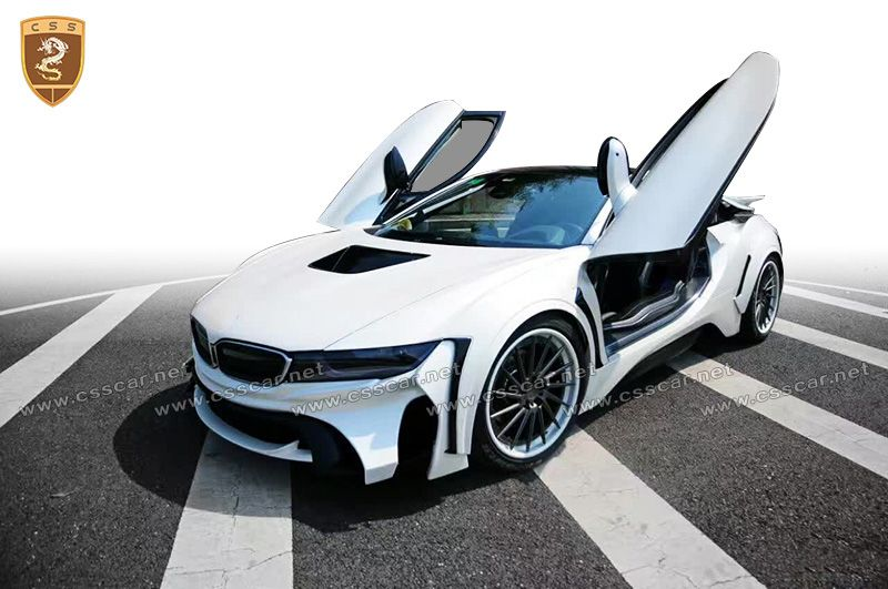 BMW i8 ENERGY MOTOR SPORT body kit