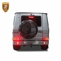 Benz G class w463 carbon fiber spare tire cover