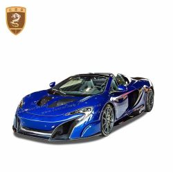 McLaren 650S 657LT body kit