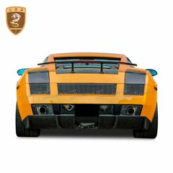 04-08 Lamborghini Gallardo LP540 DMC carbon fiber rear lip