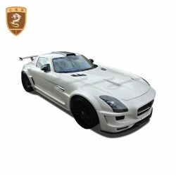 Benz SLS car air intake
