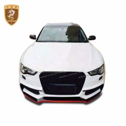 2012-2015 AUDI A5 wald body kit