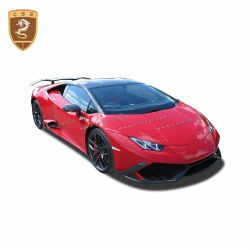Lamborghini huracan LP610 MANSORY body kit