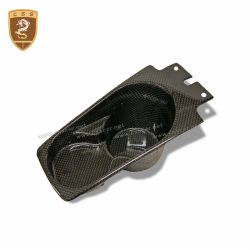 Ferrari 458 carbon fiber cup holder