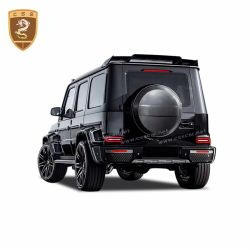 2019 Benz G class W464 BRABUS carbon fiber spare tire cover